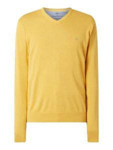 Żółty sweter Fynch Hatton