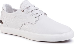 Sneakersy LACOSTE - Esparre 120 2 Cma 7-39CMA0025WN1 Wht/Nvy