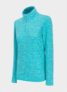 Niebieska bluza Outhorn z plaru w stylu casual