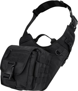 Czarna torba Condor