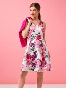 Różowa sukienka Smashed Lemon mini