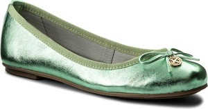 Baleriny kazar - katie 24118-11-09 zielony