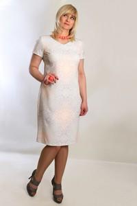 83b6b7187dcaac eleganckie sukienki dla puszystych pań - stylowo i modnie z Allani