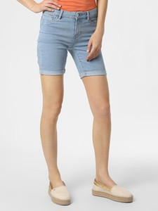 Niebieskie szorty Only z jeansu