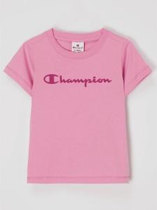 Bluzka dziecięca Champion dla dziewczynek z bawełny