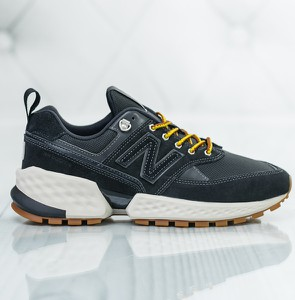 Czarne buty sportowe Sneakers 574
