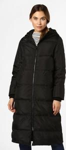 Czarny płaszcz Y.A.S w stylu casual