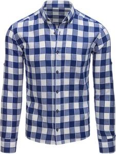 Koszula Dstreet w stylu casual z długim rękawem