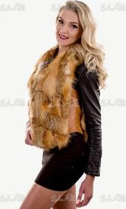 84fded846906c futrzane kamizelki reserved - stylowo i modnie z Allani