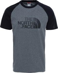 T-shirt The North Face z bawełny w sportowym stylu