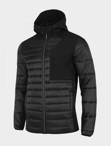 Czarna kurtka Outhorn w stylu casual