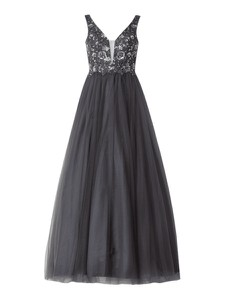 Sukienka Unique rozkloszowana