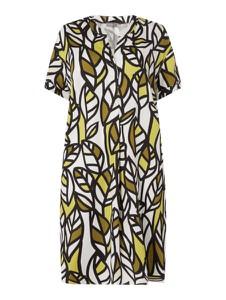 Sukienka Samoon w stylu casual z krótkim rękawem mini