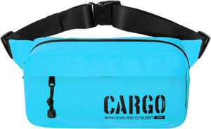 Niebieski plecak męski CARGO by OWEE