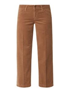 Spodnie Cambio w stylu retro