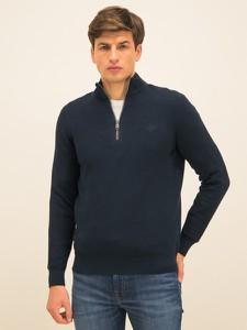 Granatowy sweter Marc O'Polo