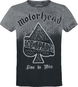T-shirt Emp z krótkim rękawem z bawełny w młodzieżowym stylu