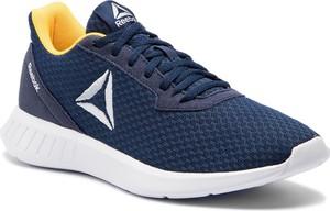 Buty sportowe Reebok w sportowym stylu sznurowane