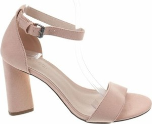 Sandały Bianco z klamrami ze skóry