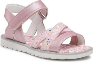 Buty dziecięce letnie Nelli Blu na rzepy