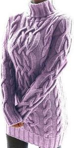 Fioletowa sukienka Cikelly ołówkowa