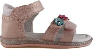 Buty dziecięce letnie Nelli Blu na rzepy dla dziewczynek