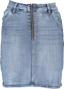 Spódnica Denim Factory mini w stylu casual