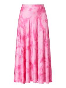 Różowa spódnica Guess w stylu casual