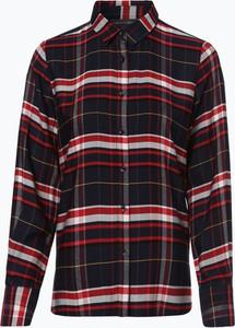 2eab9034395365 damska koszula w kratę czerwona - stylowo i modnie z Allani