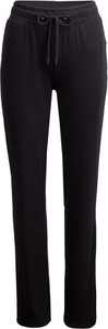 Granatowe spodnie sportowe Outhorn z dżerseju