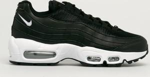 Buty sportowe Nike Sportswear ze skóry na platformie air max 95