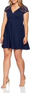 Sukienka Quiz w stylu casual z krótkim rękawem