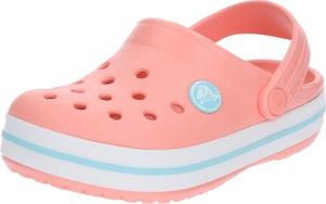 Różowe buty dziecięce letnie Crocs