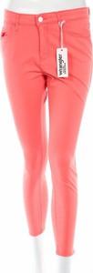 Różowe spodnie Wrangler