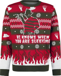 Sweter Nightmare On Elmstreet