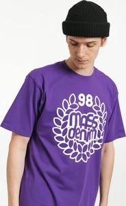 T-shirt Mass Denim z bawełny