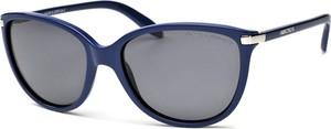 Niebieskie okulary damskie Arctica