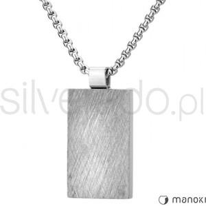 Silverado naszyjnik - nieśmiertelnik ze stali szlachetnej 316l 77-wa286s