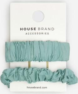 House - Zestaw ozdób do włosów - Zielony