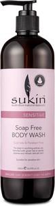 Sukin, Sensitive, żel do mycia ciała, skóra wrażliwa, 500 ml