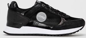 Buty sportowe Colmar ze skóry z płaską podeszwą