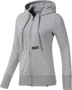 Bluza Reebok Fitness krótka w sportowym stylu