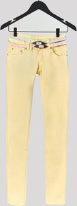Żółte spodnie Royalfashion.pl