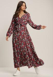 Sukienka Renee w stylu boho maxi trapezowa