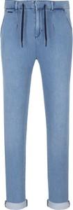 Jeansy Guess Jeans z dzianiny w stylu casual