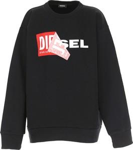 Granatowa bluza dziecięca Diesel