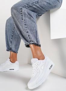 Buty sportowe Renee na platformie sznurowane
