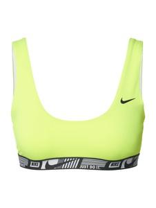 Zielony strój kąpielowy Nike w sportowym stylu