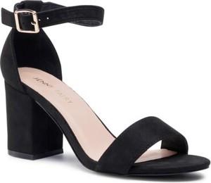 Sandały Jenny Fairy z zamszu