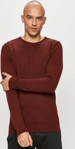 Czerwony sweter Clean Cut Copenhagen